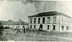 Camara e Mercado Municipal, 1910. Paracatu MG Olímpio Michael Gonzaga Acervo do Arquivo Público de Paracatu
