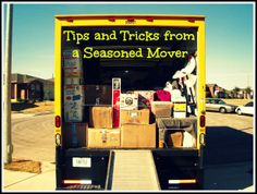 Have a Relaxed Relocation: Tips and Tricks from a Seasoned Mover