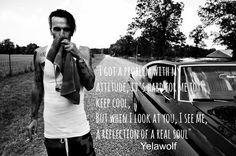 Yelawolf...Gawd! Tennessee Love. Take me with you!