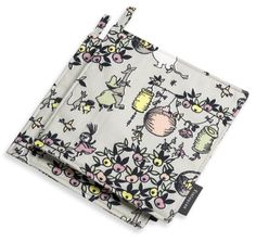 Tove 100 Pot Holder - Set of 2 Moomin Shop, Soft Colors, Colours, Tove Jansson, Pot Holders, The 100, Coin Purse, Projects To Try, Anniversary