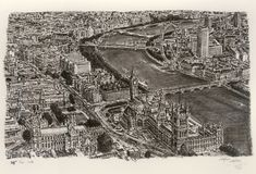 Steven Wiltshire, Autistic artist can draw city scapes after seeing them live once!
