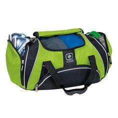 Ogio Green Gym Bag - Embroidered Duffel Bag - Personalized Ogio Crunch Duffel  Bag - RO146 GREEN 74d5df269b056