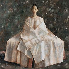 forma es vacío, vacío es forma: Lu Jianjun - pintura