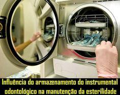 Influência do armazenamento do instrumental odontológico na manutenção da esterilidade | OVI Dental