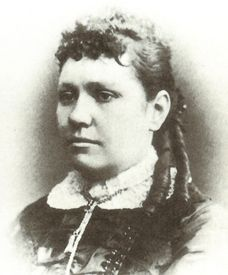 """Alice Ivers Tubbs aka """"Poker Alice"""" was best known female poker player in Old West. 1851-1930"""