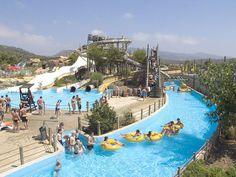 Western water park in Mallorca