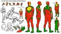 Character Modeling, Character Art, Dan Mora, Superhero Art Projects, Comic Art, Comic Books, Superhero Characters, Dc Comics Art, Anatomy Drawing