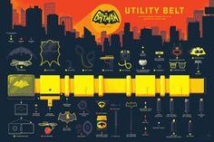 Tom Whalen - Batman Belt