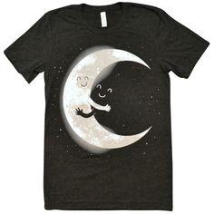 'Moon Hug' Shirt
