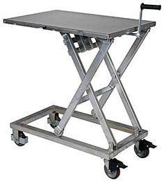 Vestil CART-660-M-PSS Mechanical Scissor Cart