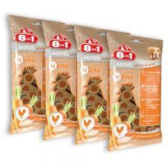 8in1 Minis, Huhn & Karotte