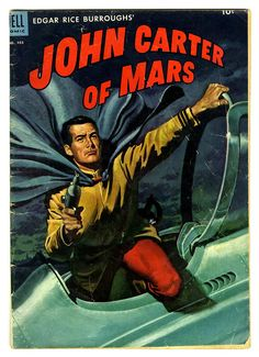 John Carter of Mars #488 (1952) | Flickr - Photo Sharing!