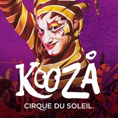 Between strength and fragility, laughter and smiles, turmoil and harmony, KOOZA show explores themes of fear, identity, recognition and power.