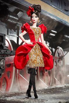 Silkstone Collection - Fashion Model — Barbie™ Collector