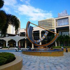 Sundial in Saint Petersburg, FL