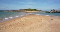 Imagem 22/24: Encontro das praias em Setiba, em Guarapari Otavio Moulin/UOLGuarapari - Fotos - UOL Viagem