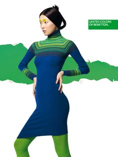Sung Hee Kim For Benetton  Ad Campaign  Fall Winter 2012