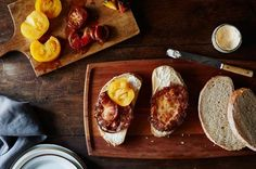 The Fabulous, Legendary Fried Provolone and Tomato Sandwich, a recipe on Food52