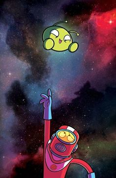 I'm the only one who thinks Final Space is a masterpiece? Space Wallpaper, Pop Art Wallpaper, Cartoon Wallpaper, Iphone Wallpaper, Futurama, Space Drawings, Regular Show, Cartoon Crossovers, Art Mural