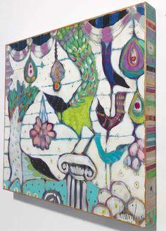 GRETCHEN WELLER HOWARD | Shelter | New Paintings