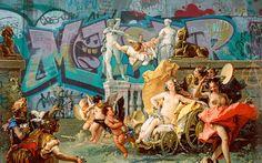Street Art et Renaissance par Marco Battaglini