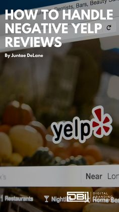 Have you ever wondered if Yelp reviews could actually be beneficial for your business? Are you worried about trolls impacting your digital brand? Read on to conquer any Yelp fears you may be hiding and give you the confidence to get started. Email Marketing, Content Marketing, Social Media Marketing, Business Goals, Business Tips, Search Optimization, Digital Trends, Lead Generation, Get Started