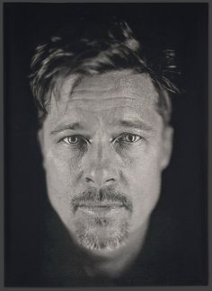 Brad Pitt - 50 Famous Portrait Photographers You Need to See