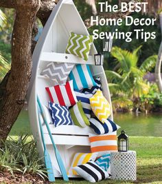 Tips and Tricks of Sewing with Home Décor Fabric   Sewing Hacks   Sewing Tips and Tricks