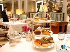 Queen of Afternoon Tea: Tea Party Tuesday - Top Ten Reasons to Drink Afternoon Tea
