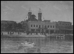 Old Photos, Vintage Photos, East Coast, Athens, Sailing, Greece, The Past, Boat, Urban