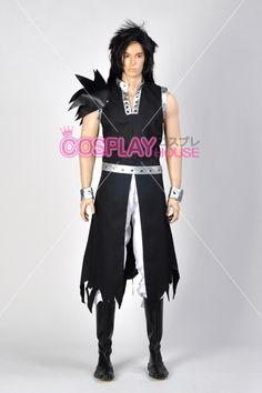 Fairy Tail -- Gajeel Redfox Cosplay Costume Version 01 #Fairytail #Gajeel #Redfox