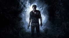 Wallpaper HD Uncharted 4 #Uncharted4 #NathanDrake #PlayStation
