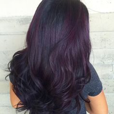 Purple Balayage, Hair Coloring, Hair And Nails, Solar, Health And Beauty, Hair Makeup, Stylists, Hairstyles, Long Hair Styles