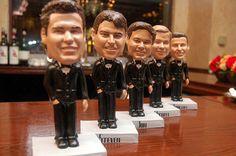 Custom Bobblehead Doll groomsmen gift