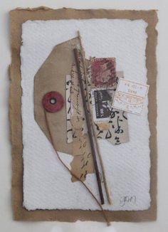 17 Best images about Judy Neunuebel Asian Mixed Media Art, Mixed Media Collage, Paper Collage Art, Postage Stamp Art, Composition Design, Watercolor Artists, New Art, Art Projects, Artsy
