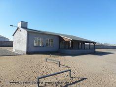 Deutsches Konzentrationslager Sachsenhausen in Oranienburg