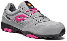 Scarpe Lotto Works Flex 500 Pink