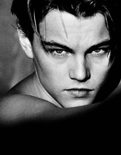 Greg Gorman is a very close family friend & such a talented photographer.This one of  Leonardo Di Caprio is one of my favorites.