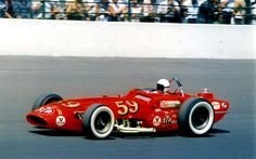 STP Novi. - Andy Granatelli Racing Al Unser Sr #59 Studebaker I think this was a back up car to the 9?