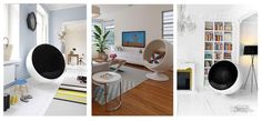 10 sillas de diseño que debes conocer. | Decorar tu casa es facilisimo.com