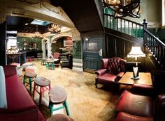 Rose Villa Tavern, Hockley, Birmingham.