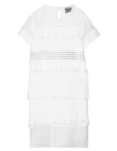 13 Ways to Wear Spring's Fringe Trend - SEA Dress from #InStyle