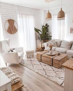 21 Modern Living Rooms Ideas and Decoration Pictures [New] l Boho Living Room Bright Decoration Ideas Living Livingroom Modern Pictures Rooms Boho Living Room, Living Room Modern, Home And Living, Living Room Designs, Living Spaces, Bohemian Living, Small Living, L Living Room Ideas, Contemporary Living Room Decor Ideas