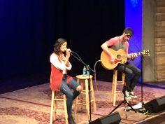 Mickey Guyton, Country Music Hall of Fame, Nashville, TN 3/14/15