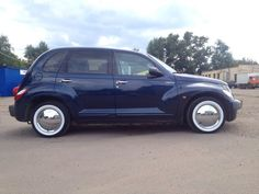 Chrysler Pt Cruiser, Camper, Dark Blue, Classic Cars, Cars, Nice Cars, Nice Asses, Caravan, Deep Blue