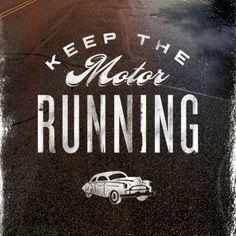 DesignersMX: Keep the Motor Running by dougpenick