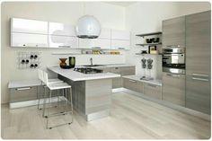 La cuisine Oyster Decorativo de Gennaro&Laura | Veneta Cucine ...