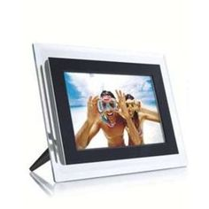 coby dp 882 8 inch digital frame with built in mp3 player review i rh pinterest com
