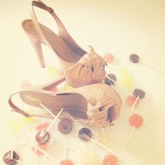 shoes & lollipops