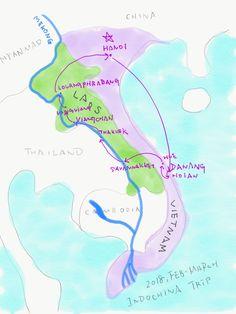 2018 Feb-March Indochina treasure